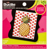 Pineapple Counted Cross Stitch Kit